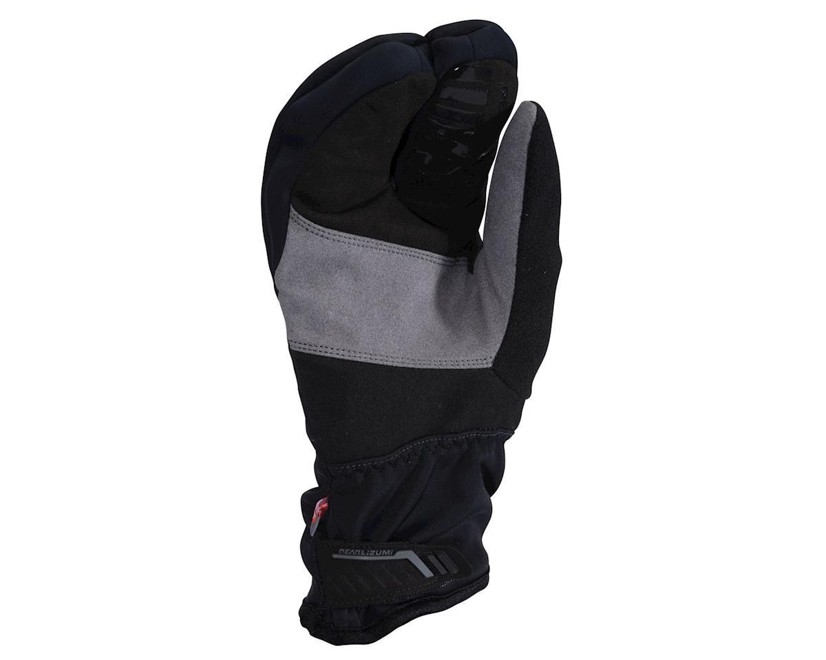 Image 2 for Pearl Izumi PRO AmFIB Lobster Gloves (Black) (XS) (L)