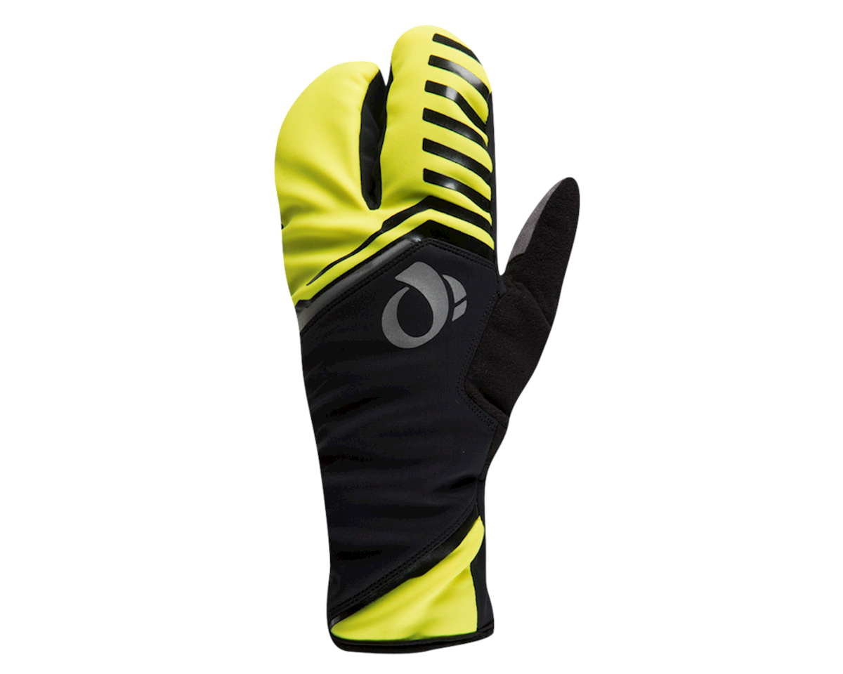 Pearl Izumi PRO AmFIB Lobster Gloves (Screaming Yellow) (XS)