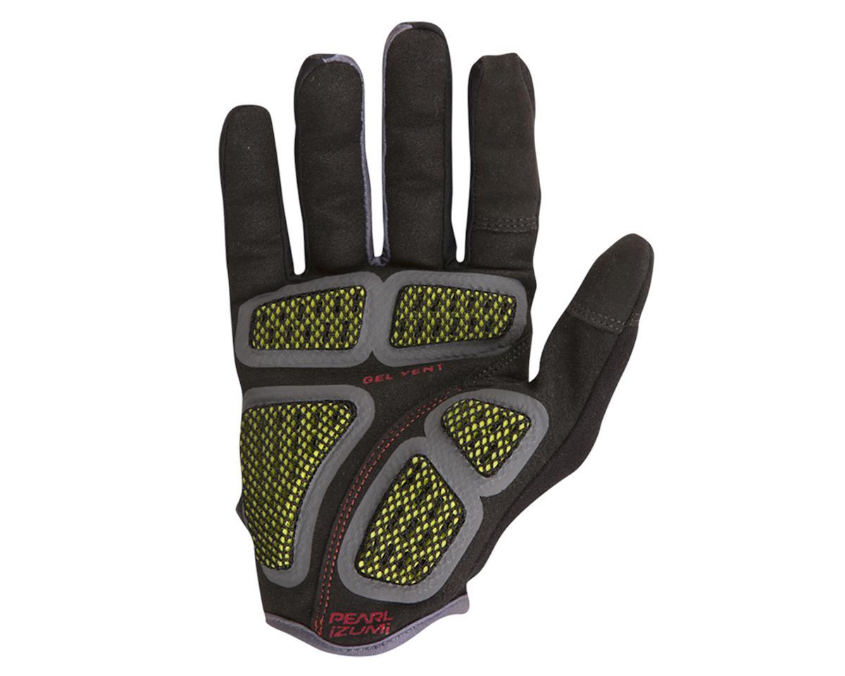 Image 2 for Pearl Izumi PRO Gel Vent Full Finger Glove (Black/Grey) (M)