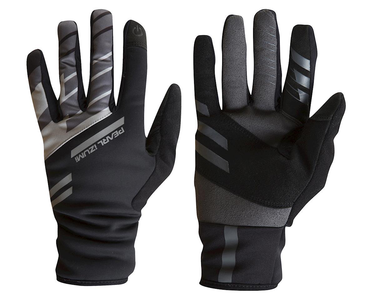 Pearl Izumi P.R.O. Softshell Lite Gloves (Black) (M)