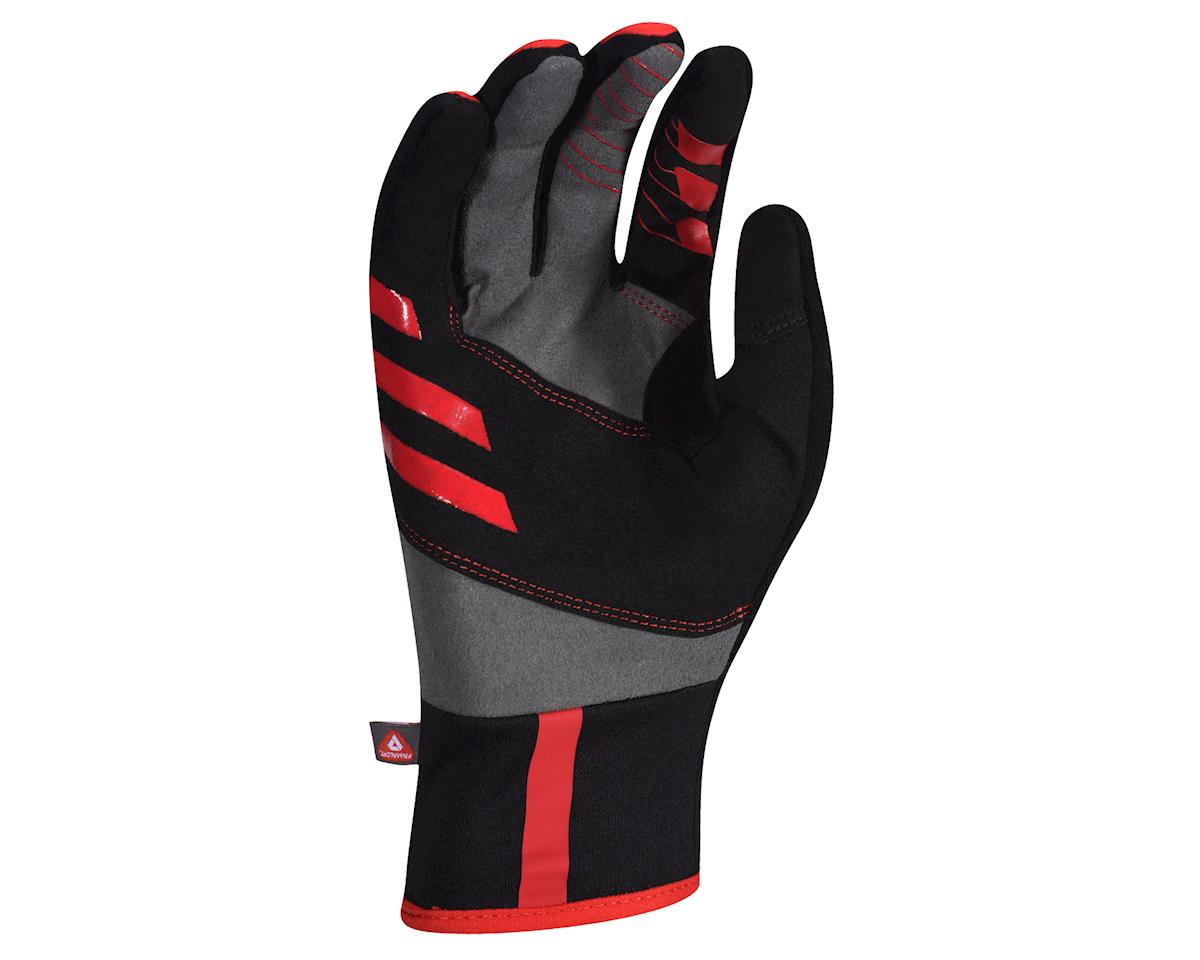 Pearl Izumi PRO Softshell Lite Gloves (Black/Red) (2XL)