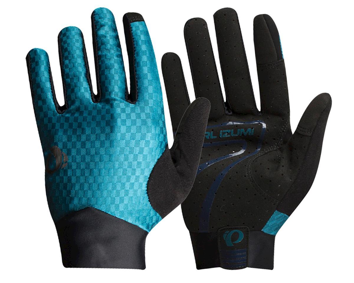 Pearl Izumi PRO Aero Full Finger Glove (Teal) (L)