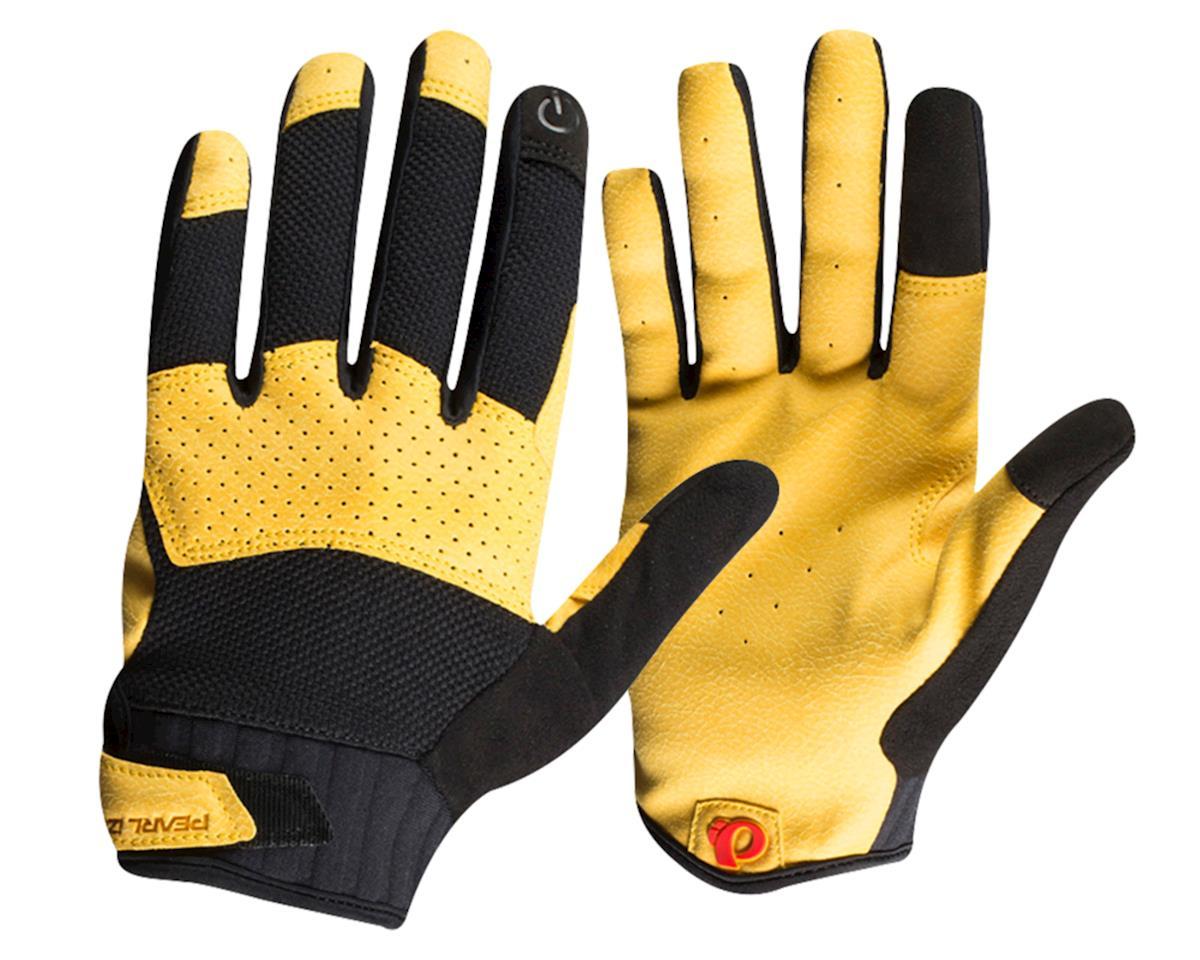 Pearl Izumi Pulaski Glove (Black/Tan) (XL)