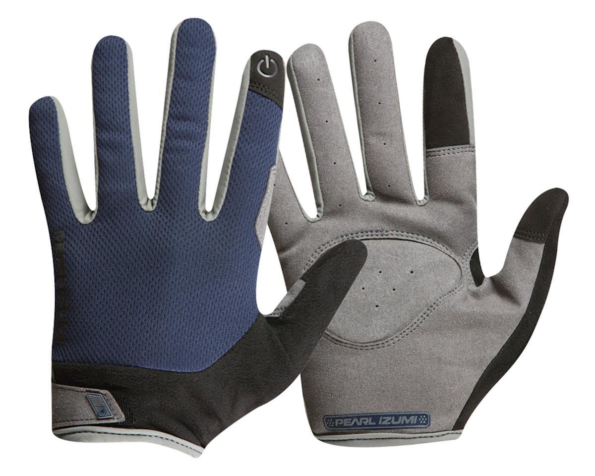 Pearl Izumi Attack Full Finger Glove (Navy) (L)
