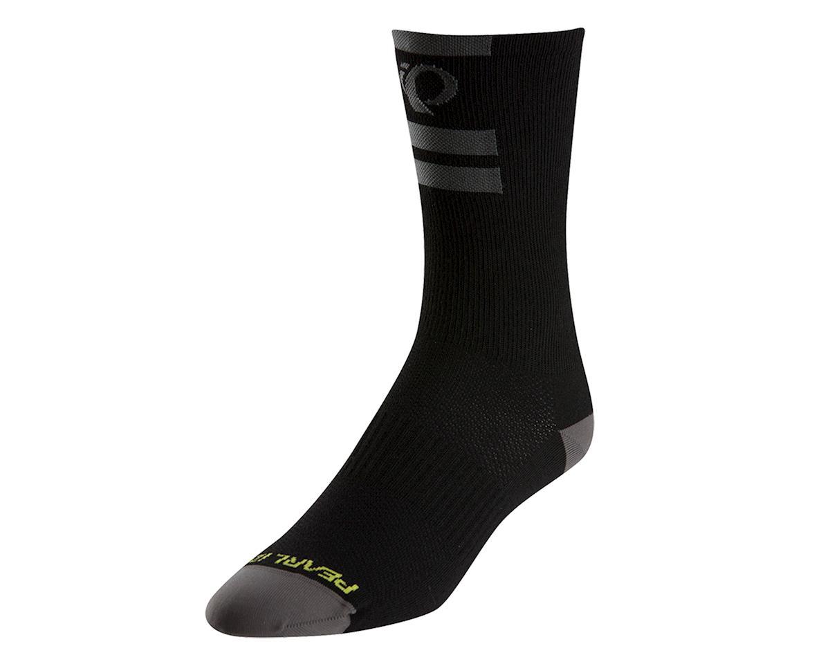 Pearl Izumi Elite Tall Sock (Black) (L)