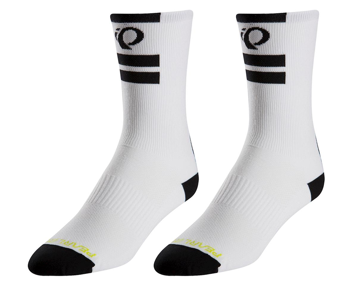 Elite Tall Sock (White)