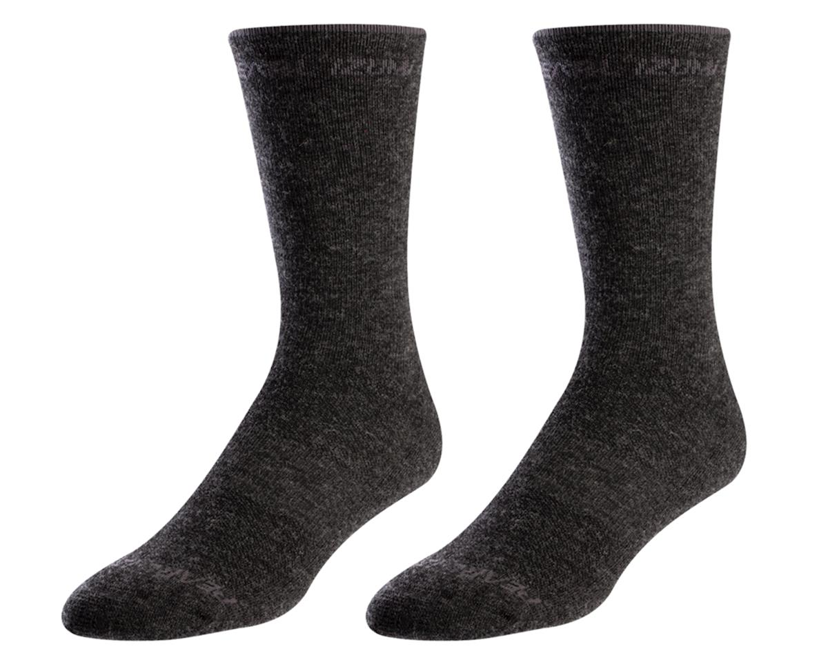 Pearl Izumi Merino Thermal Wool Socks (Phantom Core) (L)