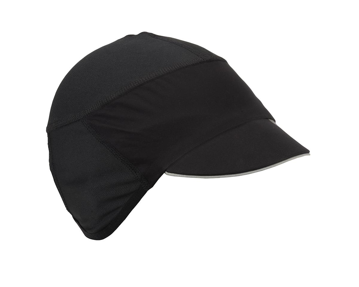 Pearl Izumi Barrier Cycling Cap (Black) (One Size Fits All)