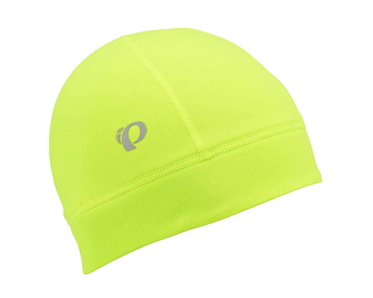 Pearl Izumi Thermal Cycling Hat (Screaming Yellow) (One Size Fits Most)