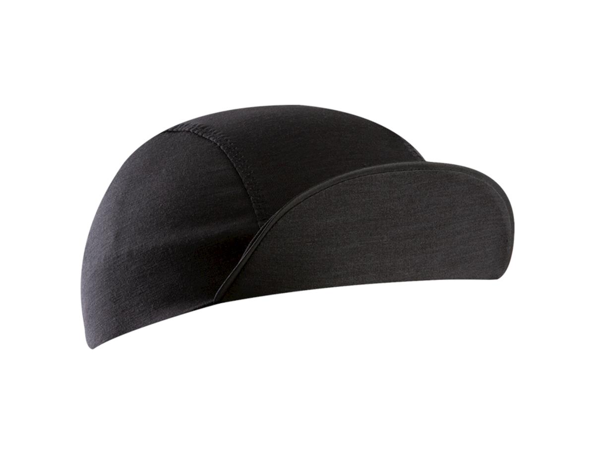 Pearl Izumi Transfer Wool Cycling Cap (Phantom) (One Size)