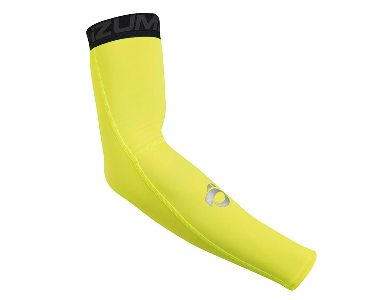 Pearl Izumi Elite Thermal Arm Warmers (Screaming Yellow) (L)
