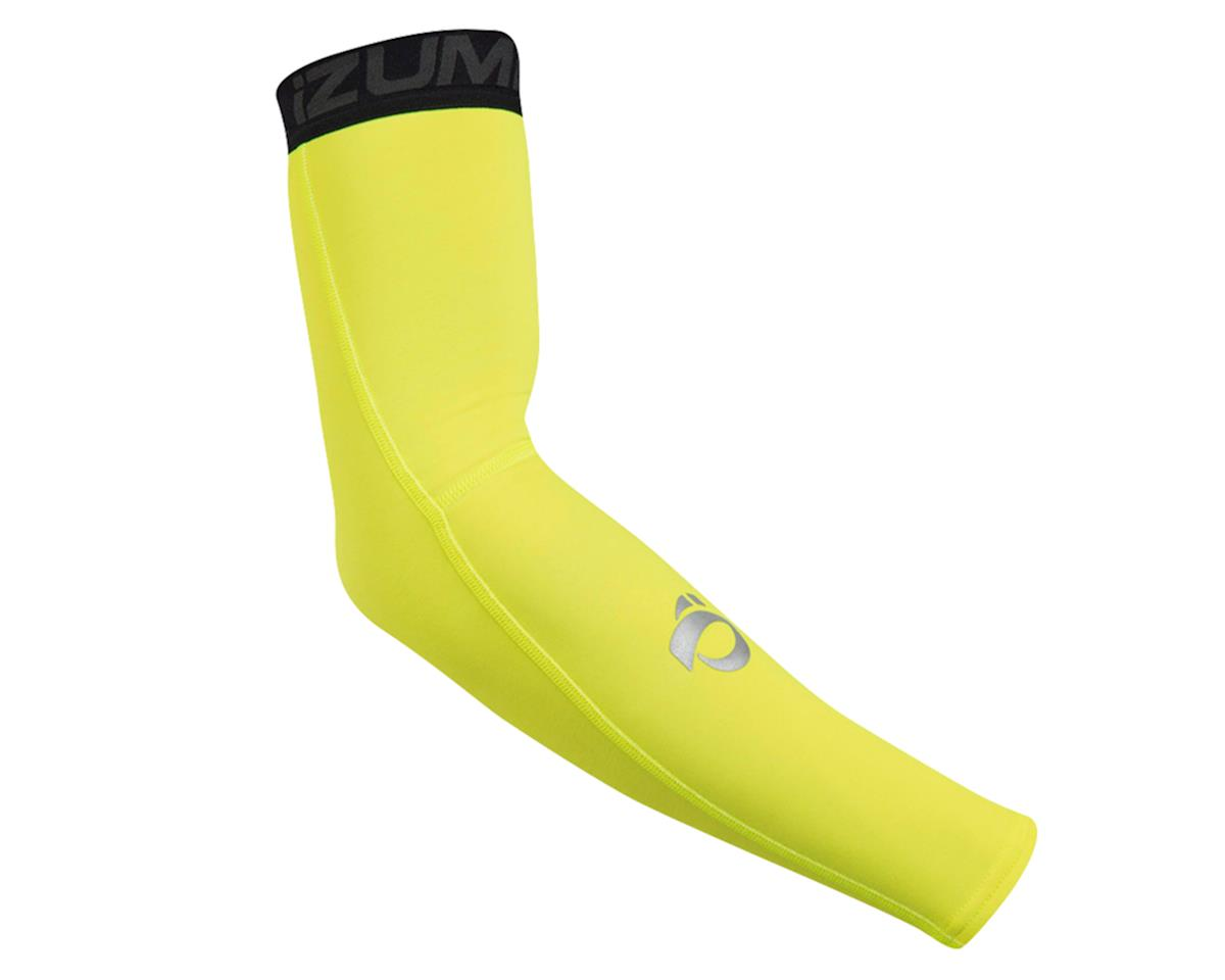 Pearl Izumi Elite Thermal Arm Warmers (Screaming Yellow) (XL)