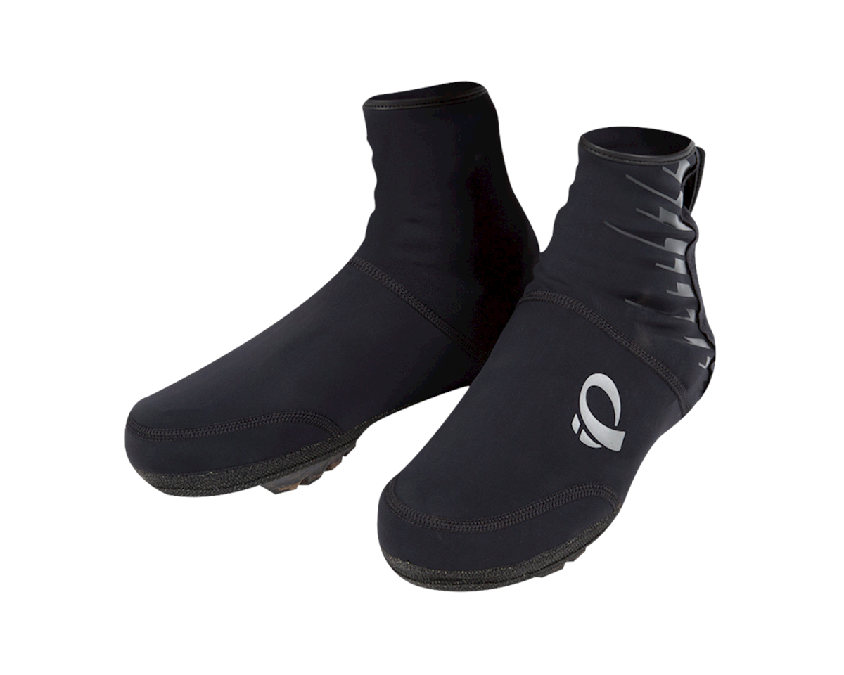 Pearl Izumi Elite Softshell Mountain Shoe Cover (Black) (2XL)