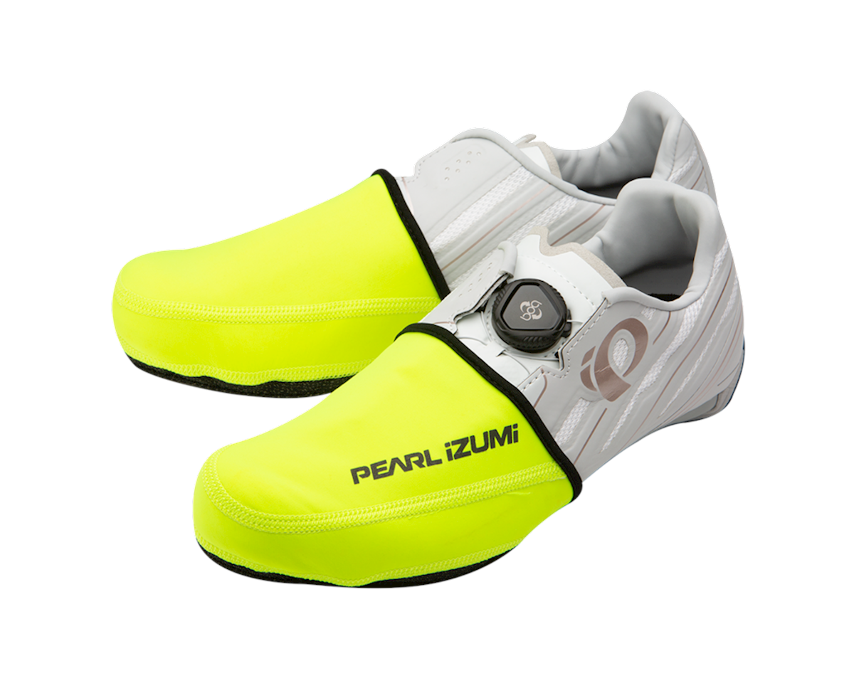 Pearl Izumi Pro AmFIB Toe Cover (Screaming Yellow) (L/XL)