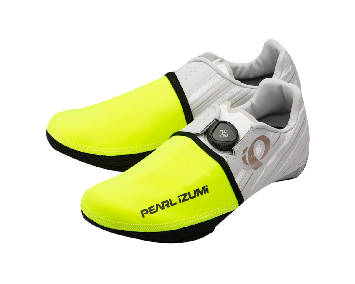 Pearl Izumi AmFIB Toe Cover (Screaming Yellow) (L/XL)