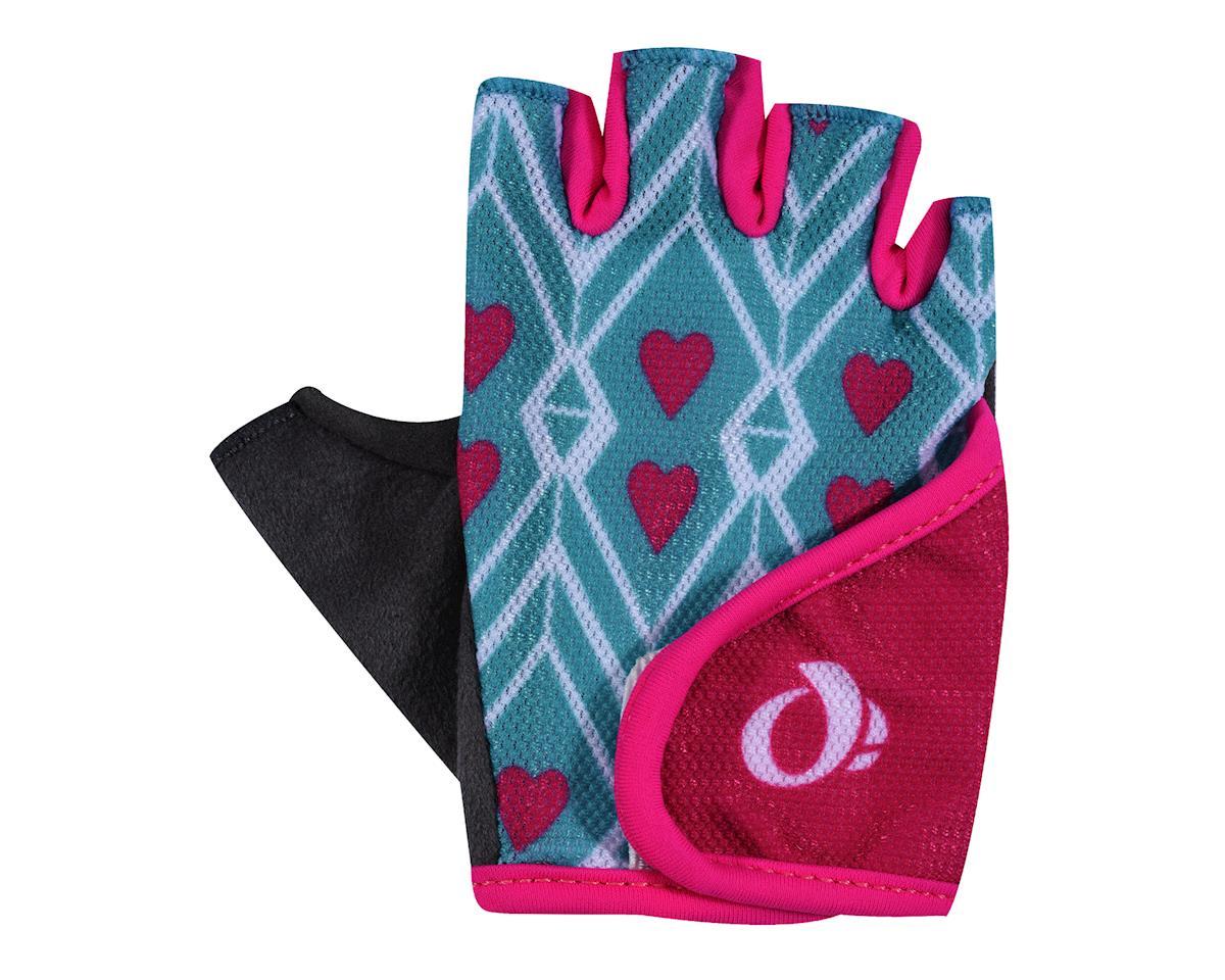Pearl Izumi Kids Select Gloves (Pink) (Large)
