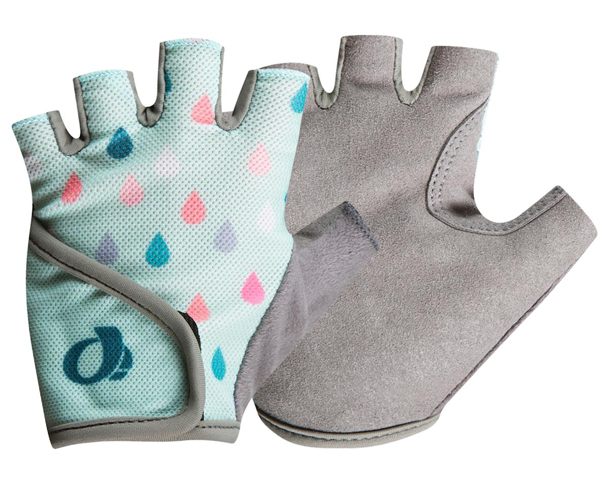 Pearl Izumi Kids Select Gloves (Glacier Raindrop) (L)