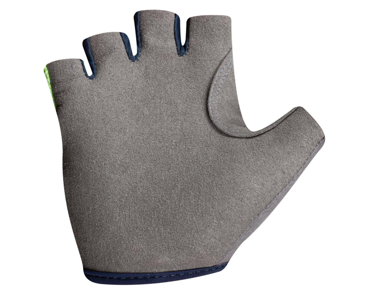 Image 2 for Pearl Izumi Kids Select Gloves (Navy/Yellow Transform) (M)