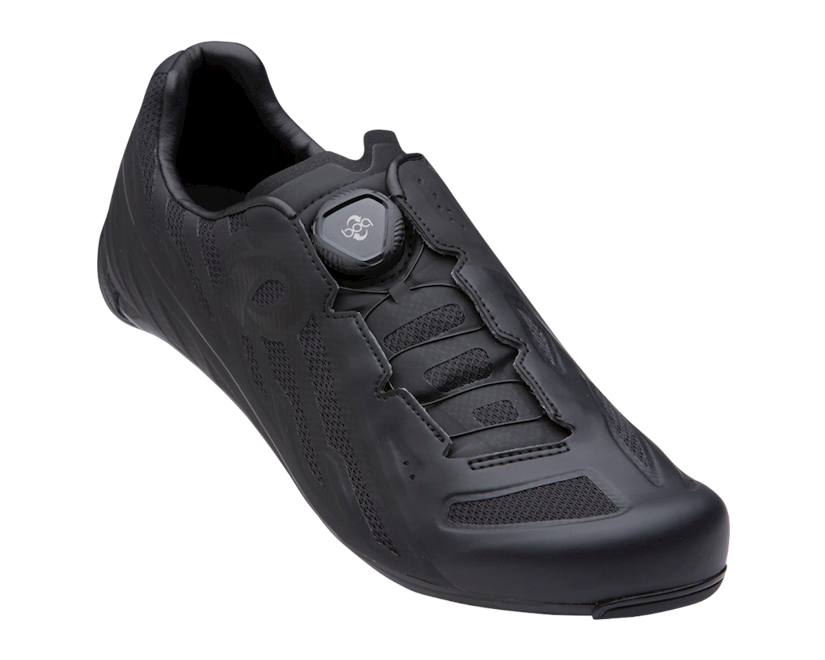Pearl Izumi Race Road V5 Shoes (Matte Black) (39.5)