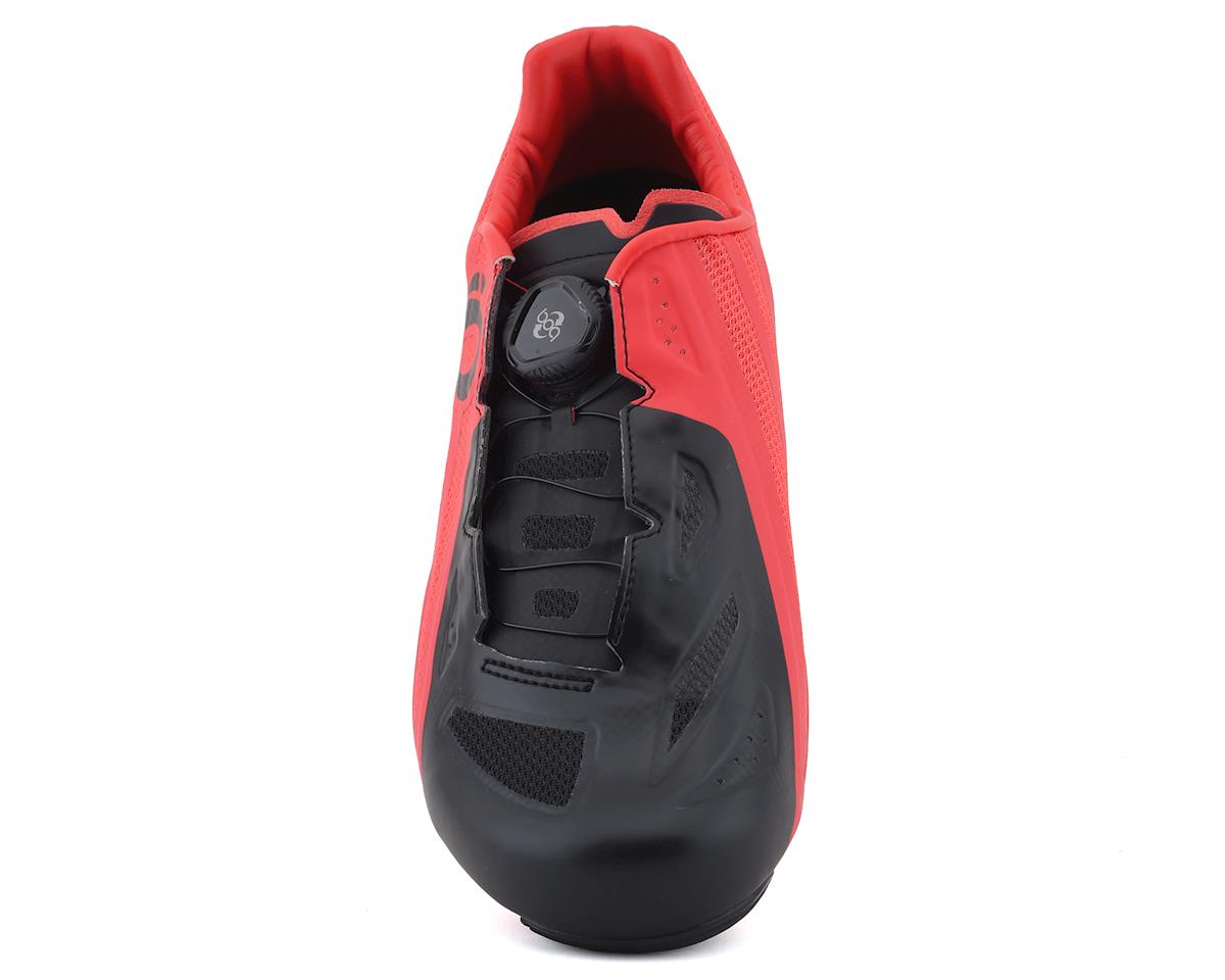 Pearl Izumi Race Road V5 Shoes (Red/Black) (49)