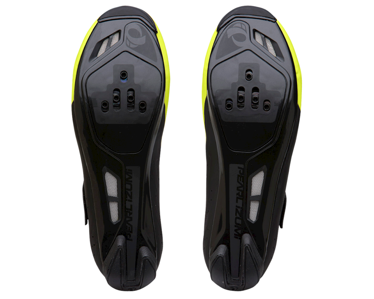 Pearl Izumi Select Road (Black/Screaming Yellow) (40)