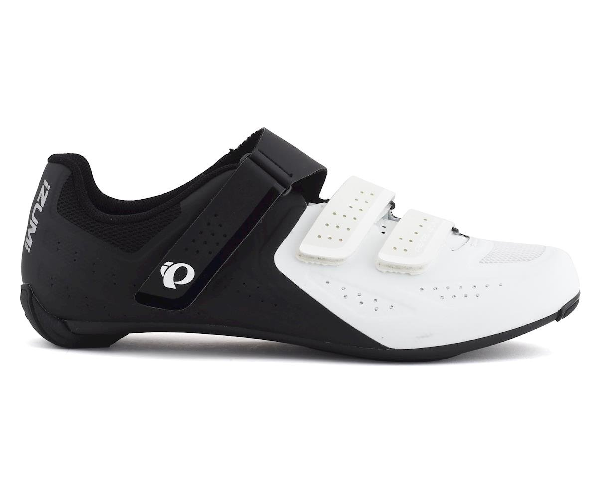 Pearl Izumi Select Road V5 Shoes (White/Black) (47)