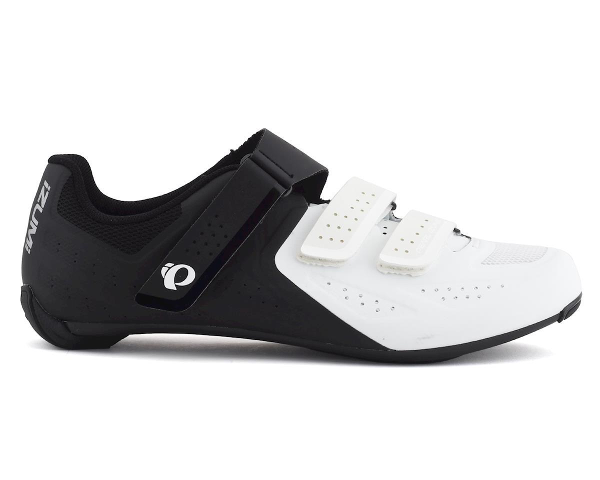 Pearl Izumi Select Road V5 Shoes (White/Black) (49)