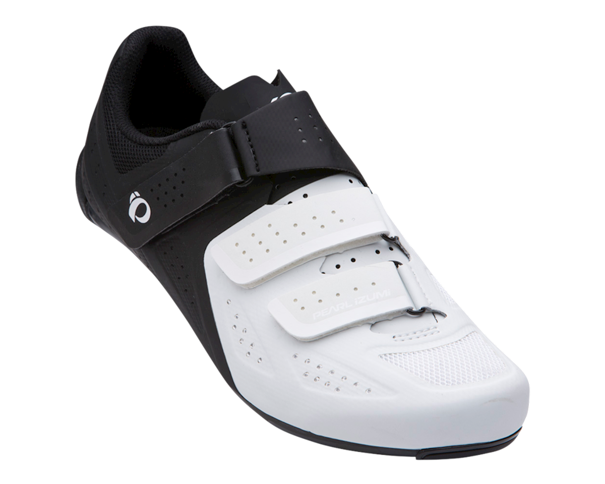 Pearl Izumi Select Road V5 Shoes (White/Black) (52)