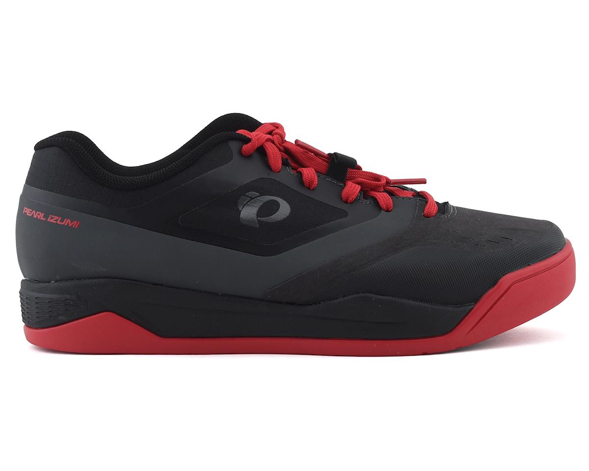 Pearl Izumi X-ALP Launch SPD Shoes (Black/Red) (43)