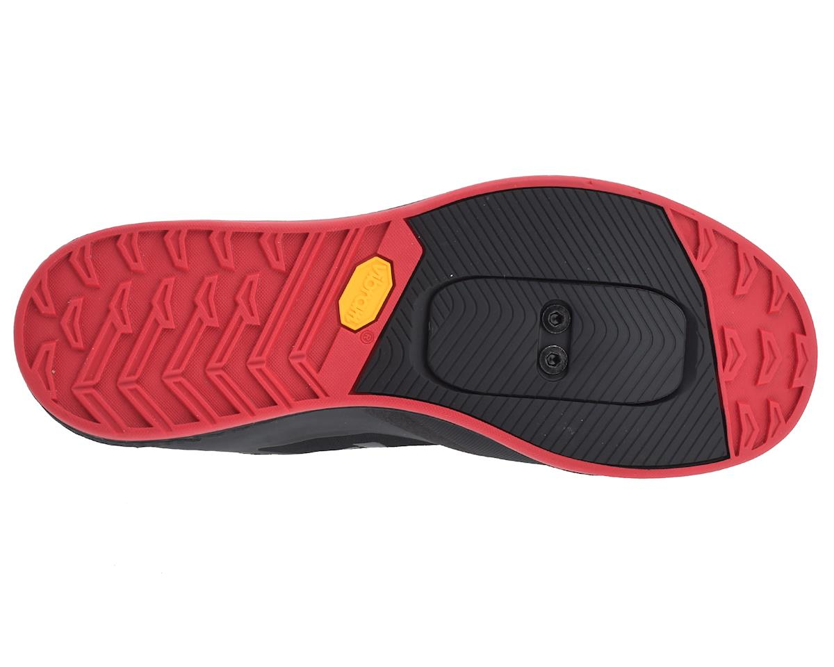 Pearl Izumi X-Alp Launch SPD Shoes (Black/Red) (47)