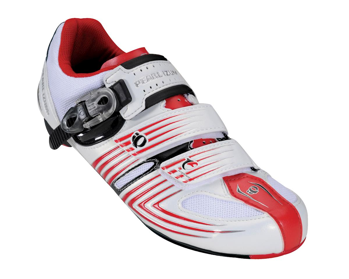 Image 1 for Pearl Izumi Race RD II Road Shoes (White) (49)