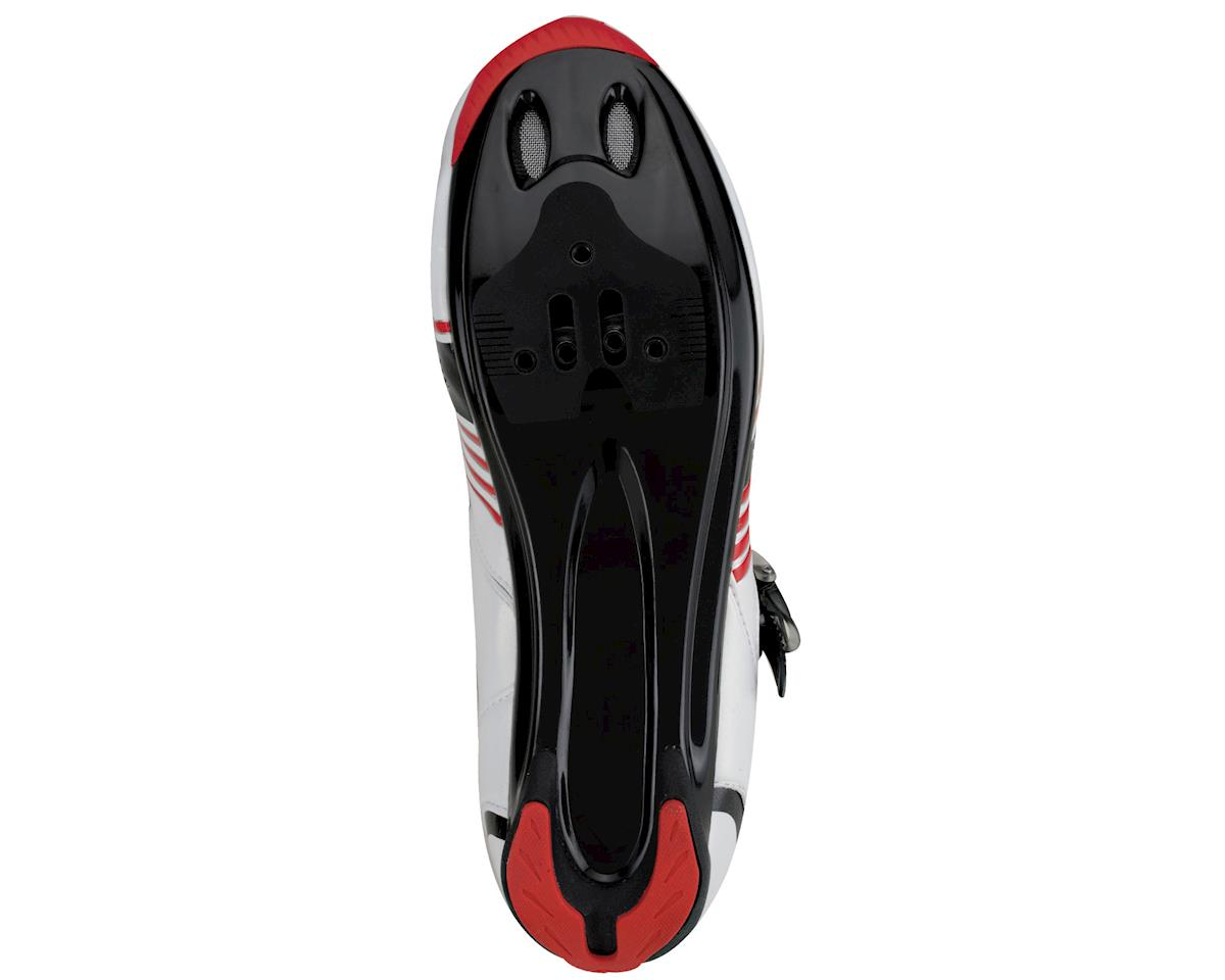 Image 2 for Pearl Izumi Race RD II Road Shoes (White) (49)