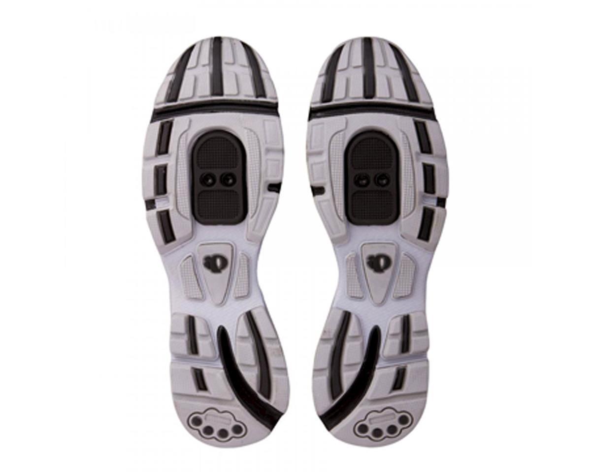 Pearl Izumi X-Road Fuel II Touring/ Recreational Shoe: Black/Black~ Men's Euro 42