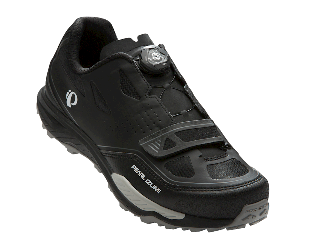 Pearl Izumi X-Alp Launch II Mountain Shoes (Black) (40)