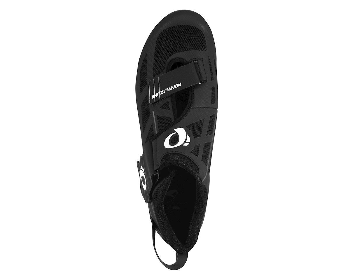 Pearl Izumi Tri Fly Select V6 Triathlon Shoes (Black/Shadow Gray) (44)