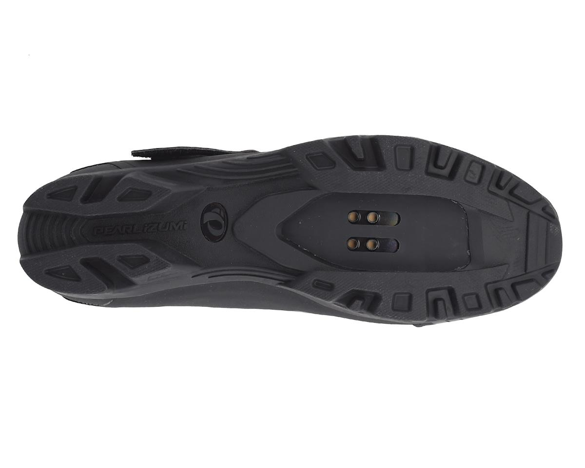 Image 2 for Pearl Izumi All-Road V4 Mountain Shoes (Black/Shadow Gray) (39)