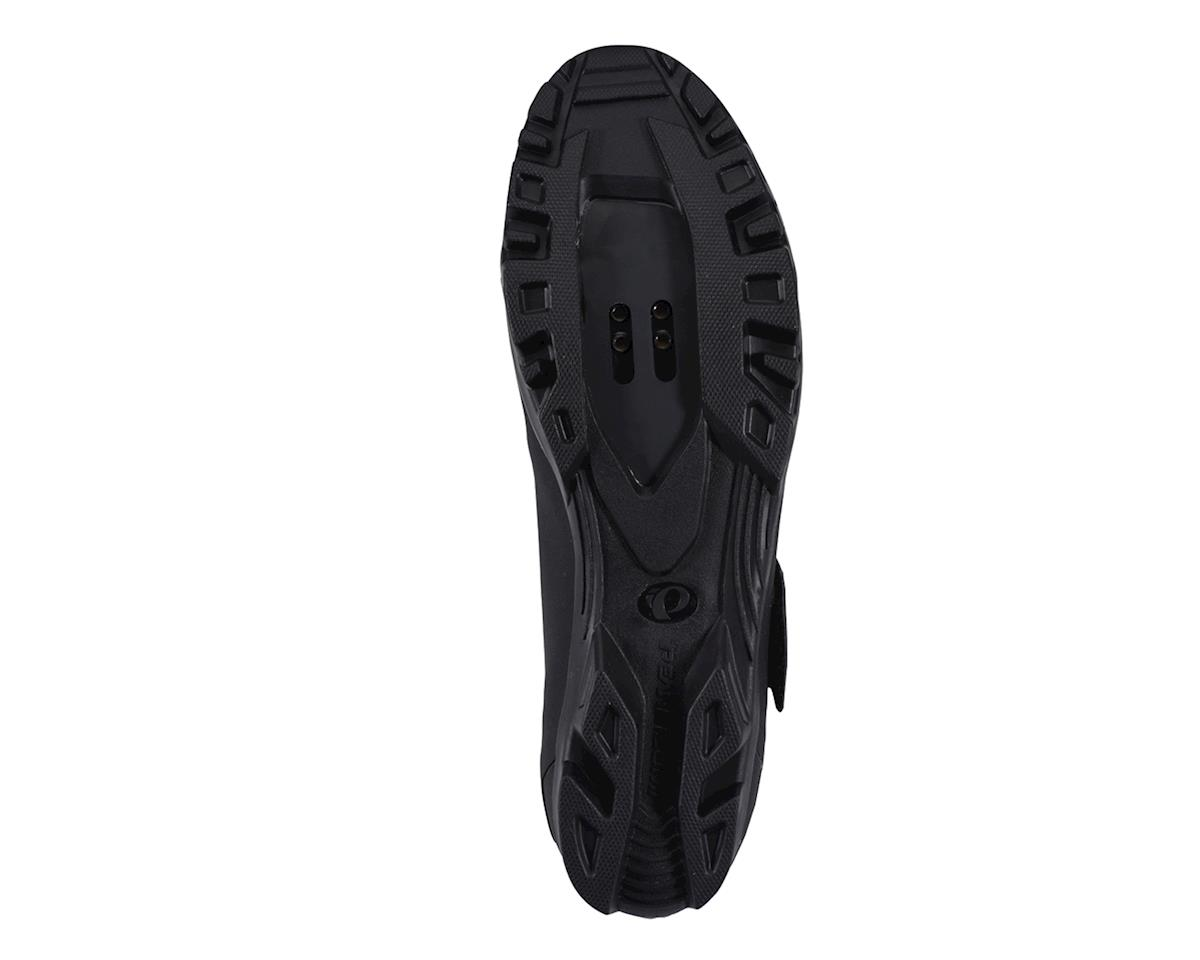 Image 3 for Pearl Izumi All-Road V4 Mountain Shoes (Black/Shadow Gray) (42)