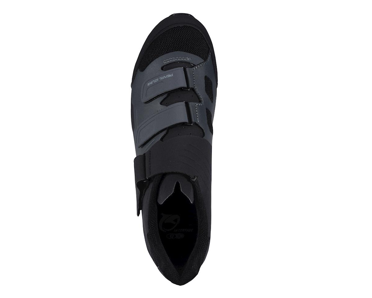 Pearl Izumi All-Road V4 Mountain Shoes (Black/Shadow Gray) (45)
