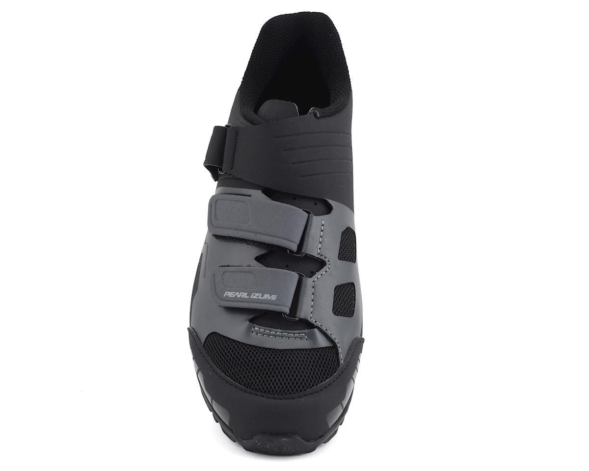 Pearl Izumi All-Road V4 Mountain Shoes (Black/Shadow Gray) (48)