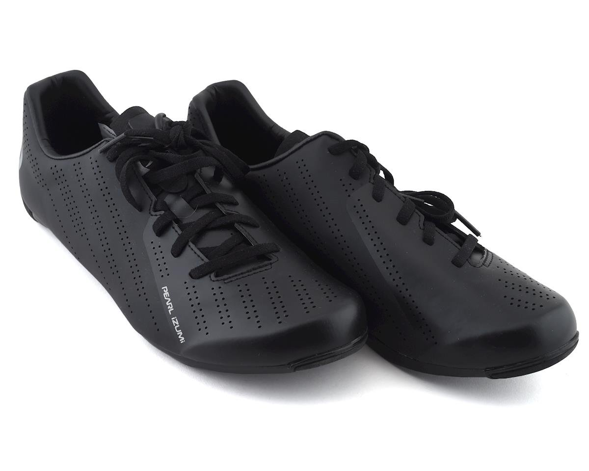 Pearl Izumi Tour Road Shoes (Black/Black) (42)