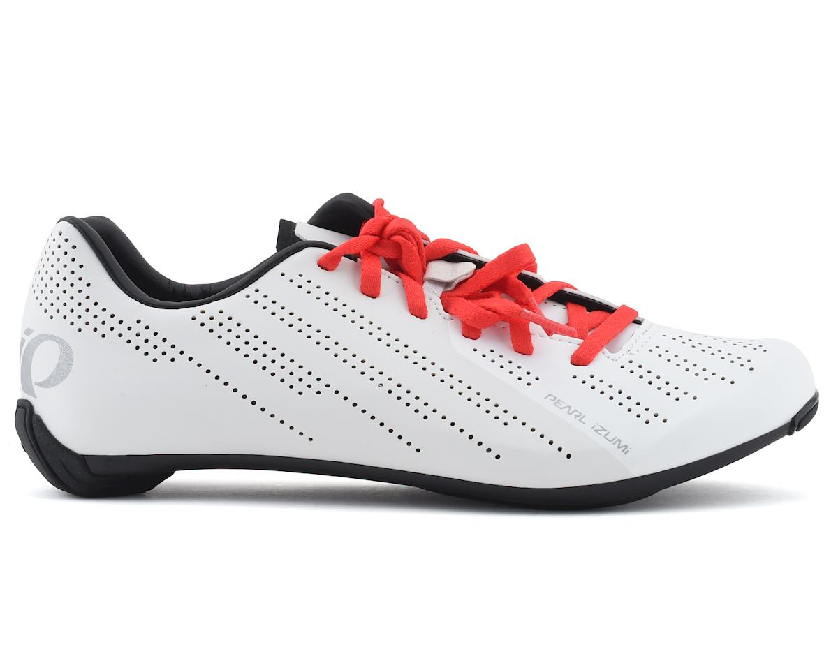 Pearl Izumi Tour Road Shoes (White/White) (49)