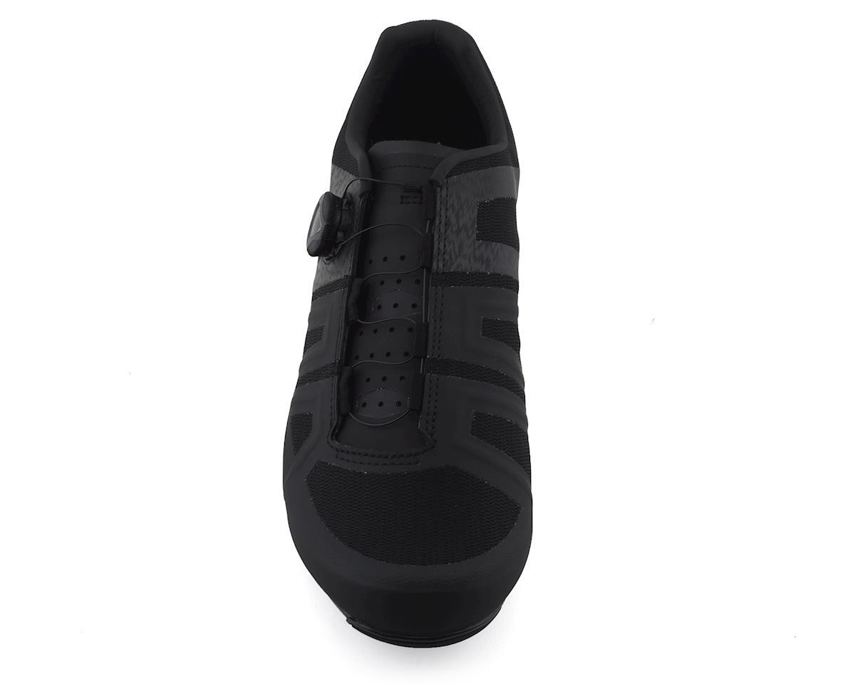 Pearl Izumi Attack Road Shoe (Black/Black) (45)
