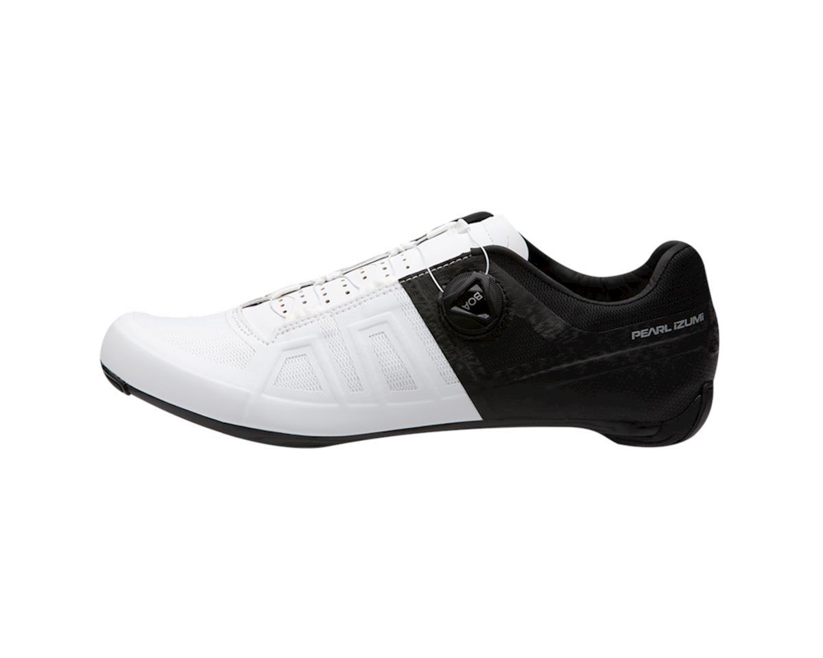 Image 2 for Pearl Izumi Attack Road Shoe (Black/White) (41)