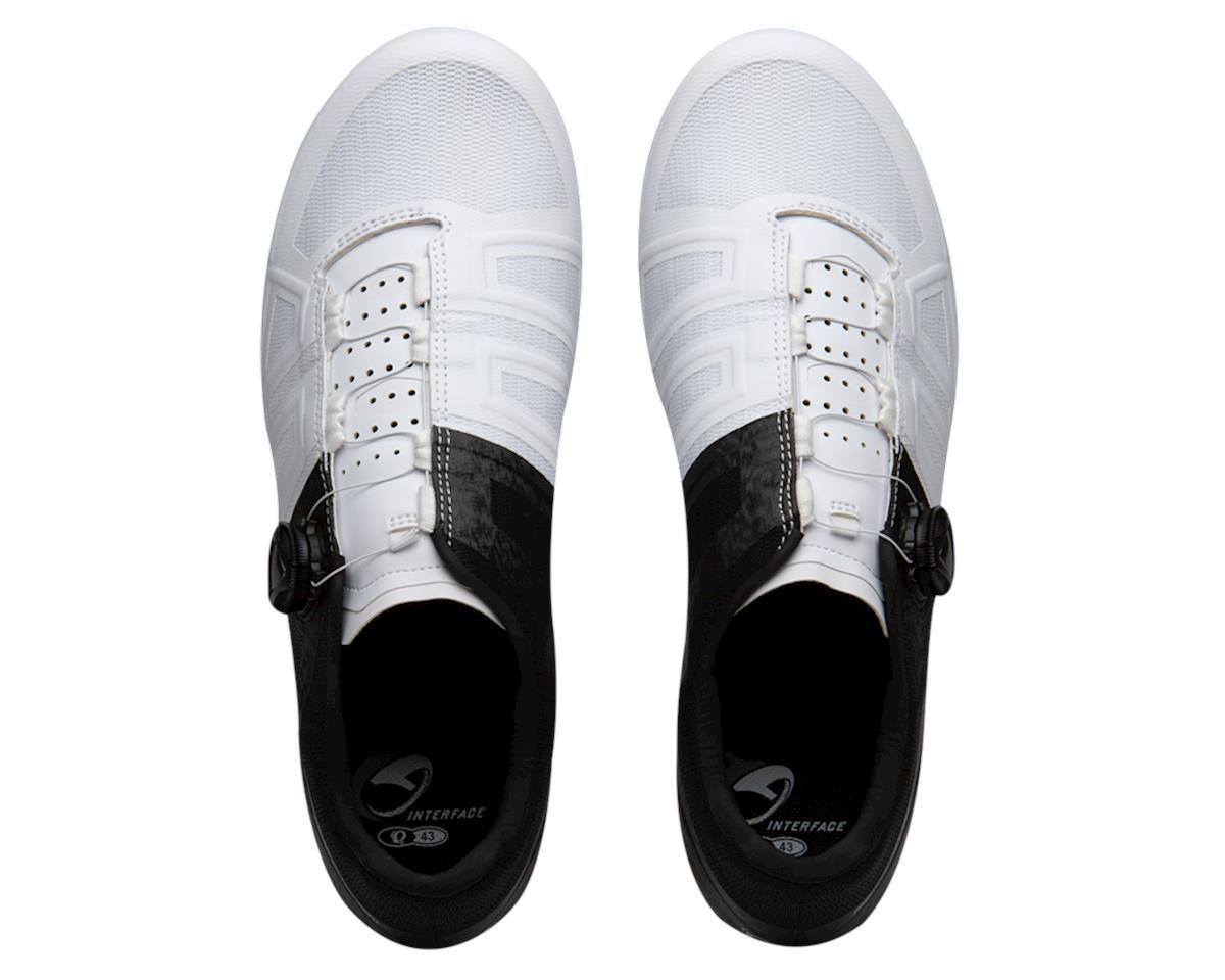 Image 4 for Pearl Izumi Attack Road Shoe (Black/White) (41)