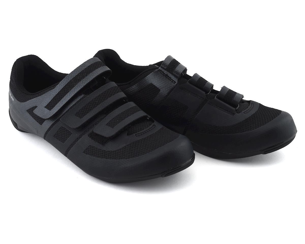 Pearl Izumi Quest Road Shoe (Black/Black) (43)