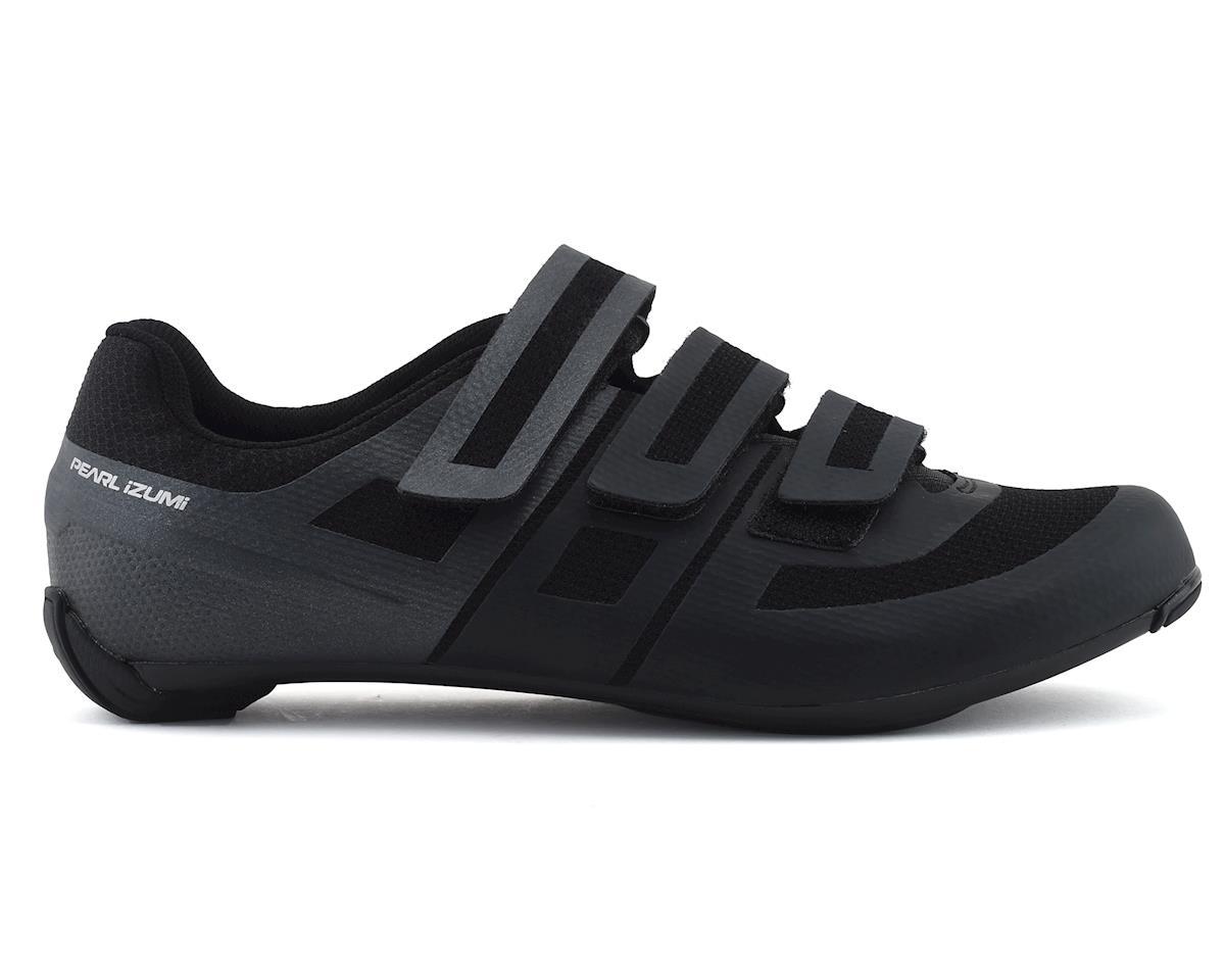 Pearl Izumi Quest Road Shoe (Black/Black) (45)