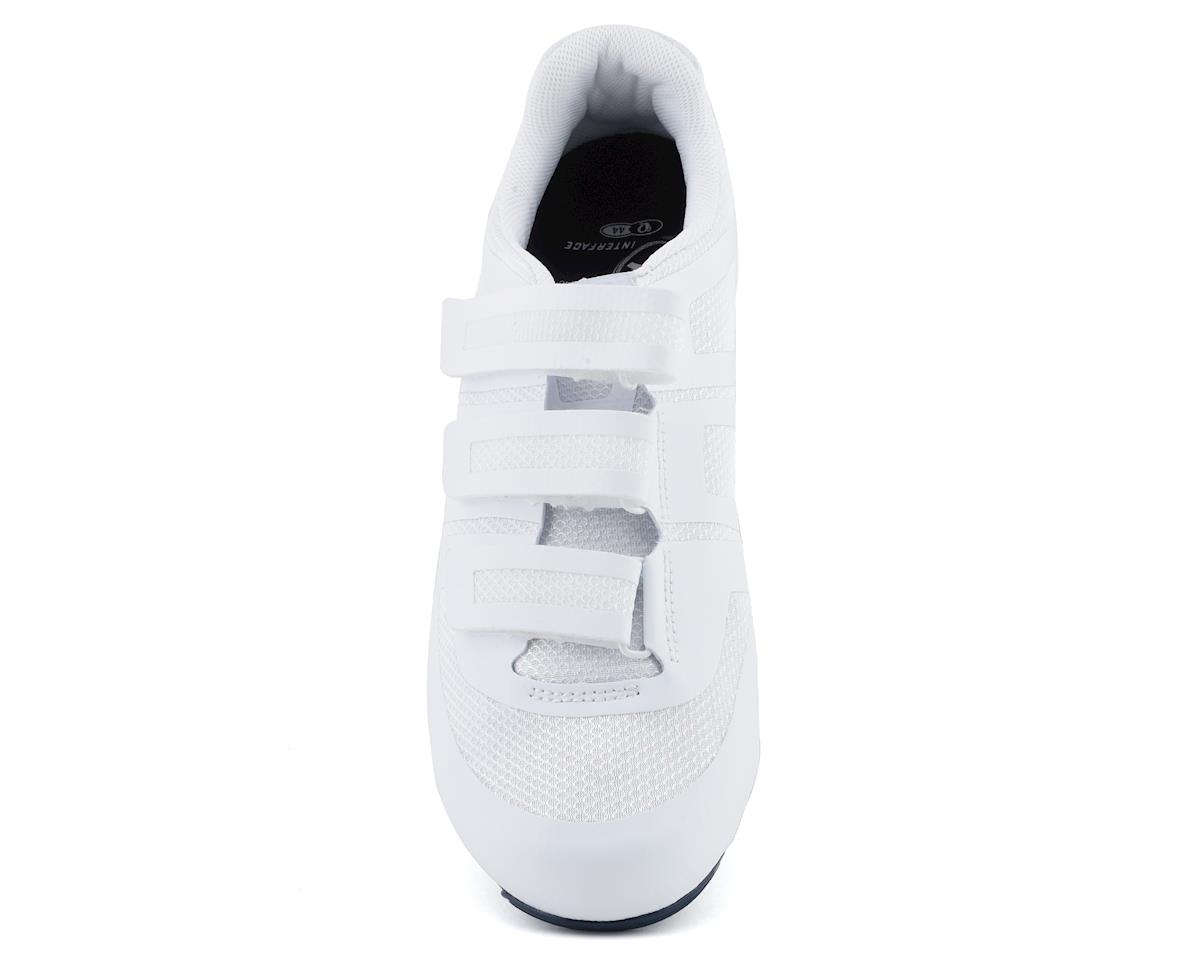Pearl Izumi Quest Road Shoe (White/Navy) (45)