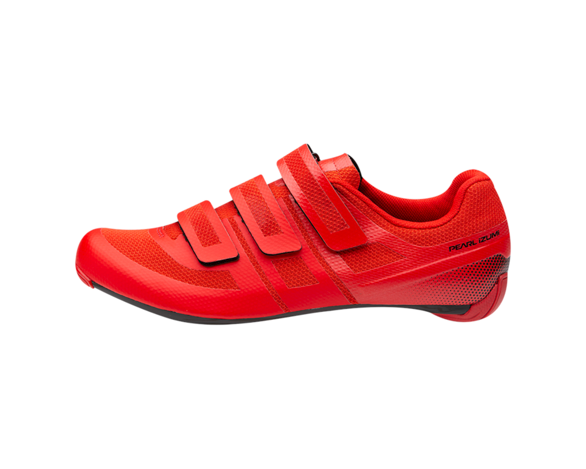 Pearl Izumi Quest Road Shoe (Torch Red/Black) (40)