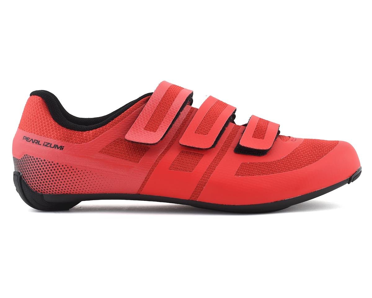Pearl Izumi Quest Road Shoe (Torch Red/Black) (43)