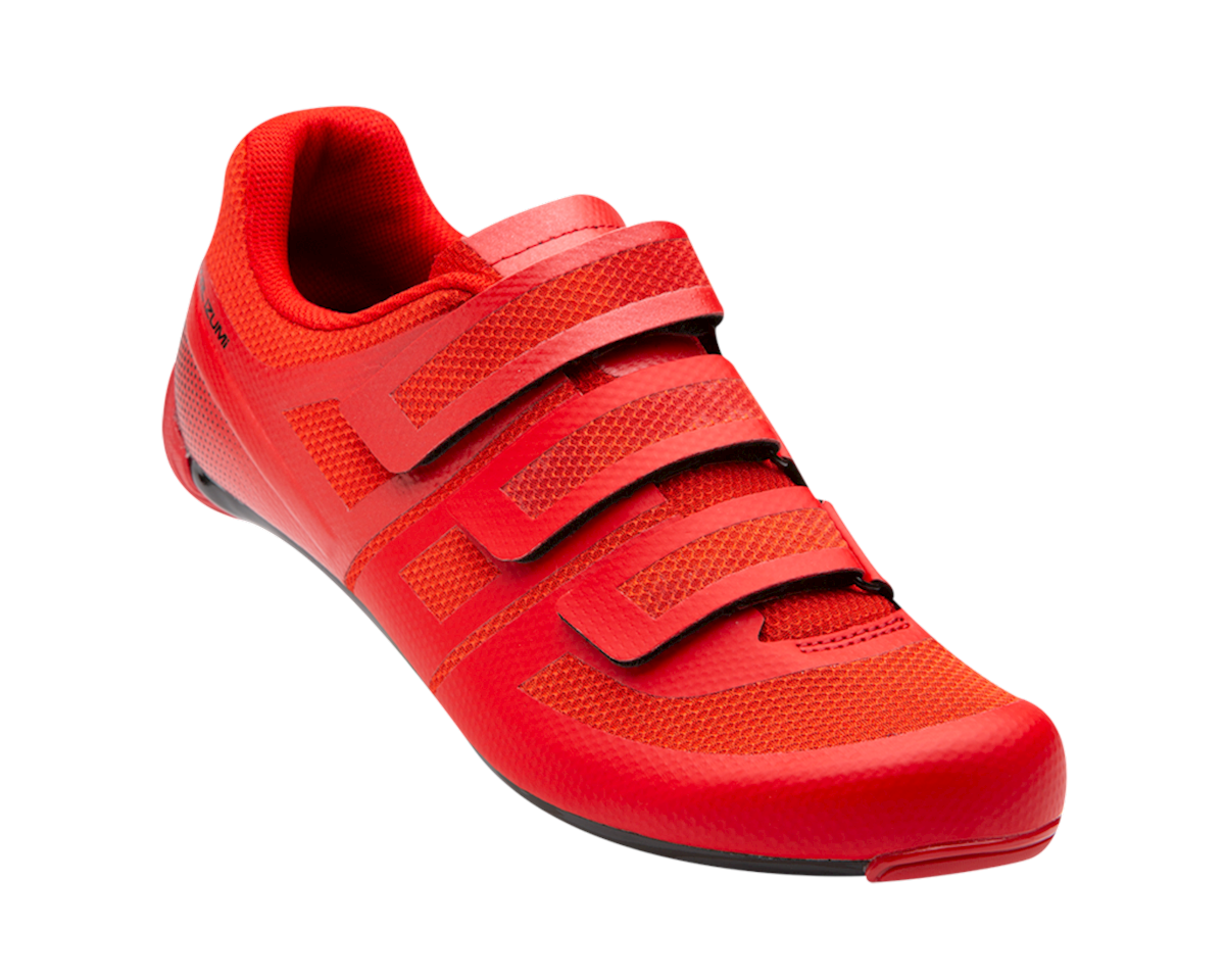 Pearl Izumi Quest Road Shoe (Torch Red/Black) (45)